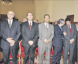 تنصيب وكيل الملك بالابتدائية ورئيس المحكمة الإدارية بالبيضاء