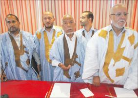 منظمة دولية تنتزع موافقة بوليساريو لزيارة مصطفى سلمة