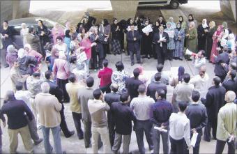 موظفو محكمة الاستئناف ببني ملال يصعدون احتجاجاتهم
