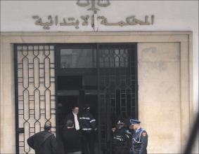 خادمة متهمة بالسرقة أمام النيابة العامة بالجديدة