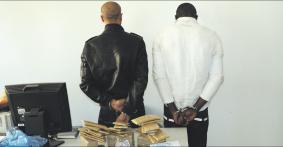 حملة أمنية ضد أفارقة يروجون الكوكايين بالبيضاء