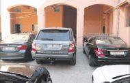 الأمن يتعقب 114 شخصا من مافيات سرقة السيارات