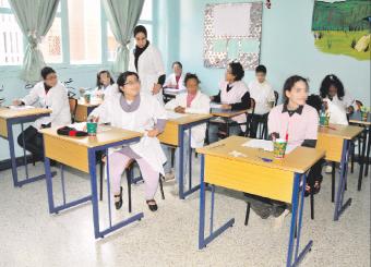 الجمعيات تعوض المدارس النظامية وتتكفل بتعليم الأطفال المعاقين ذهنيا