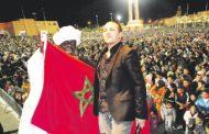 فوضيل يرفض رفع العلم الوطني