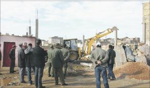 تأخير ملف البناء العشوائي بالهروايين والشلالات إلى السنة المقبلة