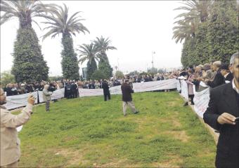 مطالب المفتشين تصطدم بتسويف الوزارة