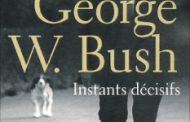 جورج بوش يعود إلى الأضواء بـ