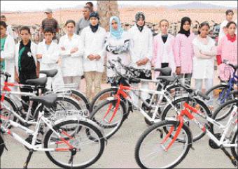 براد: الدراجات الهوائية ترفع نسبة نجاح المستفيدين