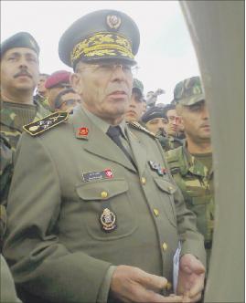 بورتري: الجنرال عمار الذي قال لبنعلي