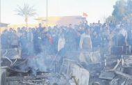 تفاصيل أعمال التخريب والاعتقالات عقب تظاهرات 20 فبراير