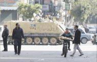 إضراب عام في مصر في اليوم السابع للاحتجاجات