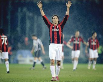 ميلان يحكم قبضته على الدوري الإيطالي