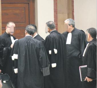 مالية هيأة المحامين بمكناس في قفص الاتهام
