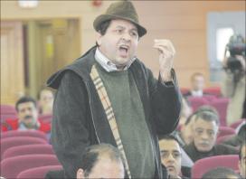 اتحاديون يطالبون بإحالة بوبكري على اللجنة التأديبية