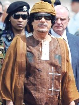 إرغام سجناء مغاربة على القتال مع كتائب القذافي