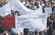 أسامة لخليفي: حركة 20 فبراير تطالب باستقلال القضاء