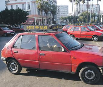 شبكة تزور رخص سياقة سيارات الأجرة بالبيضاء