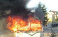 10 سنوات لمضرم النار في سيارة الشرطة بتازة