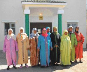 نساء يسيرن أول تعاونية فلاحية بجهة دكالة عبدة