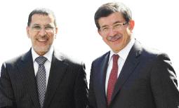 العثماني يتباحث بتركيا سبل تنويع العلاقات الثنائية