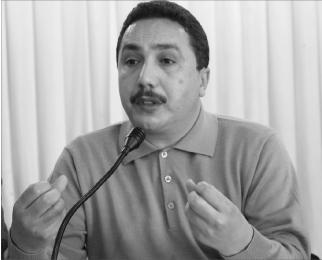 السعيدي: وزارة العدل تتحمل فاتورة الإضرابات