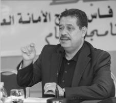 شباط: الطعن في المجلس الوطني هدفه نسف انتخاب الأمين العام