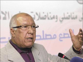 الخليفة: غلاب المرشح المنتظر لرئاسة الاستقلال