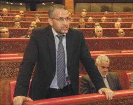 ملاسنات بين شوباني والنواب توقف الجلسة