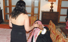 اعتقال مسيرة فيلا لدعارة الخليجيين بالرباط