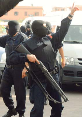 انطلاق محاكمة سارق سائحة بمراكش
