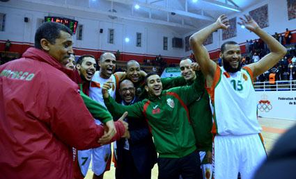 منتخب السلة في مباراة حاسمة أمام موزمبيق