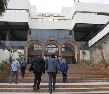 إدانة محام مزيف نصب على قضاة باليوسفية