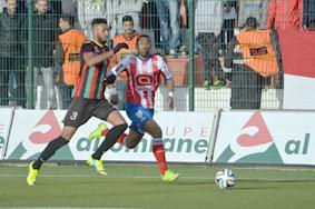 مباراة الجيش تنعش خزينة المغرب التطواني