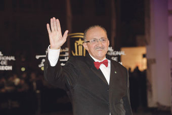 محمد الجم يصور
