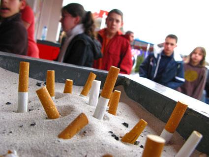 عصـا الضريبـة تفشـل فـي خفـض التدخيـن