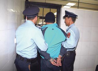 اعتقال مختطف فتيات بالبيضاء