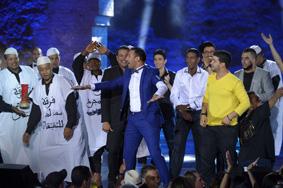 نجوم الكوميديا العالمية في مراكش