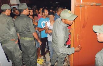 مواجهة بين الأمن وعدليين احتلوا مساجد