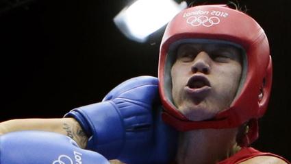 العرجاوي يقترب من أولمبياد ريو