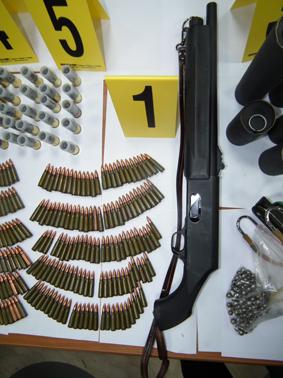 تفاصيل اعتقال عصابة دولية للسطو المسلح