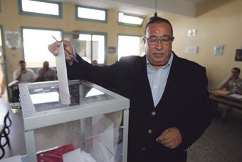 اخشيشن يخوض سباق رئاسة جهة مراكش