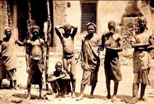 تاريخ العبيد في المغرب ... القوافل