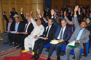 المحكمة الإدارية تلغي مقعد المرشح السادس في لائحة