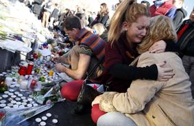 هجمات باريس توحد كبار العالم