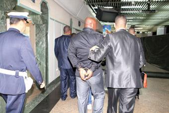 محاكمة متهمين بالنصب باسم القصر