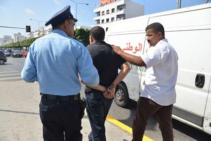 الفرقة الوطنية تعتقل رئيس جماعة