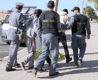 المؤبد لمتهمين بالقتل بسيدي بنور