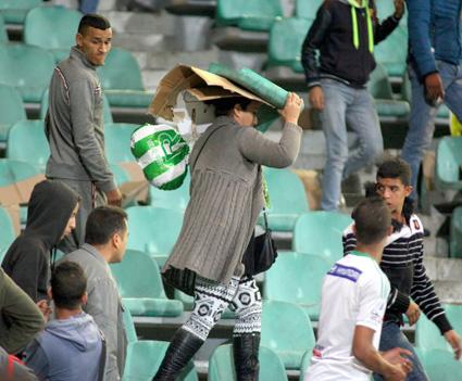 10 آلاف توقيع لإغلاق ملعب محمد الخامس