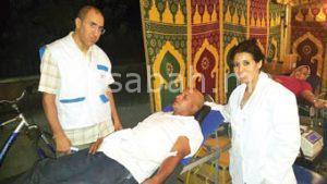 نقص مخزون الدم يقلق أطرا طبية بالمحمدية