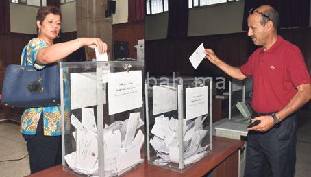 انتخابات القضاة... الودادية تضرب بقوة
